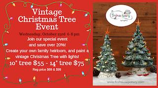 vintage tree event