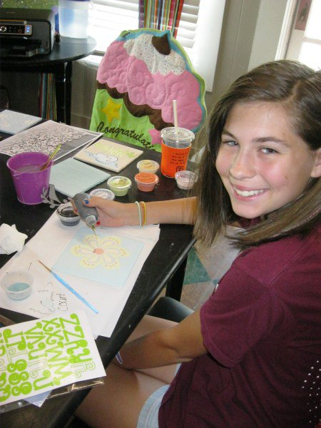 Summer Art Camp-