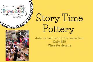 Story Time Pottery-
